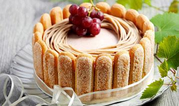 Herbstliche Desserts